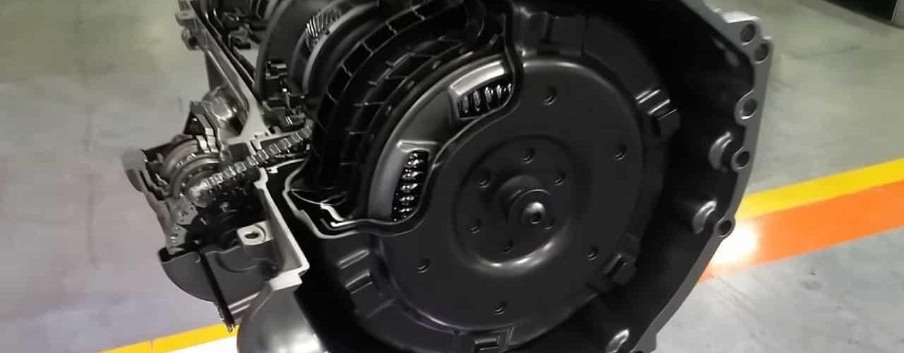 10-speed transmission