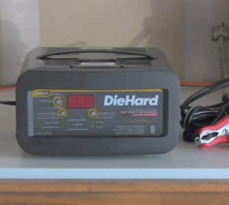 Die hard battery charger troubleshooting