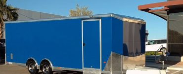 Best enclosed car trailer