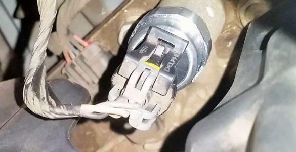 2007 chevy silverado 5.3L oil pressure sensor