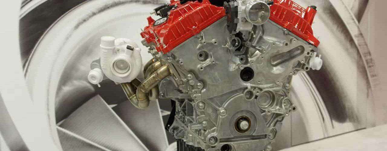 3.5-Liter EcoBoost Raptor Engine