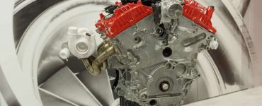 3.5-Liter EcoBoost Raptor Engine
