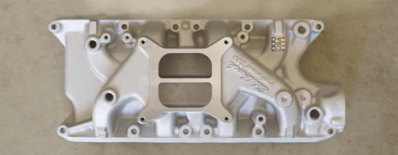 5.4 aluminum intake manifold