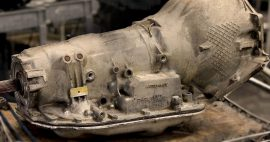 4-speed transmission GM 4L80