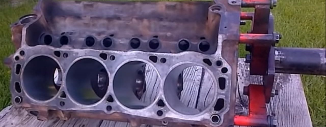 Engine Block Ford 320