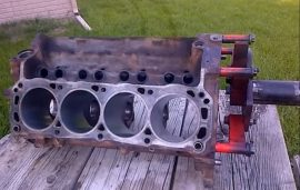 Engine Block Ford 320