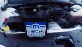 Mopar Antifreeze Coolant