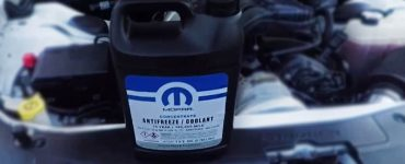 Mopar Antifreeze Coolant