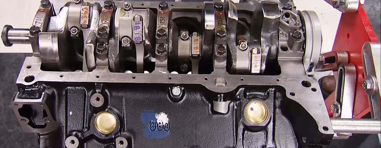 Supercharged 350 Small Block - Engine Power