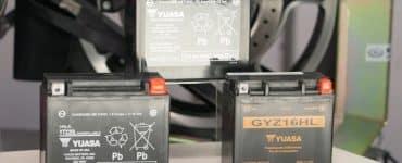 Batteries for Harley Davidson
