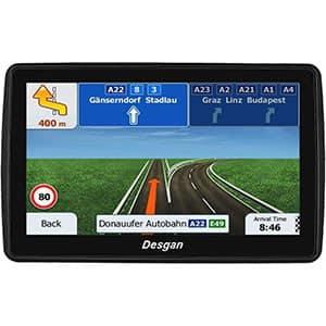 Desgan GPS Navigation for Car