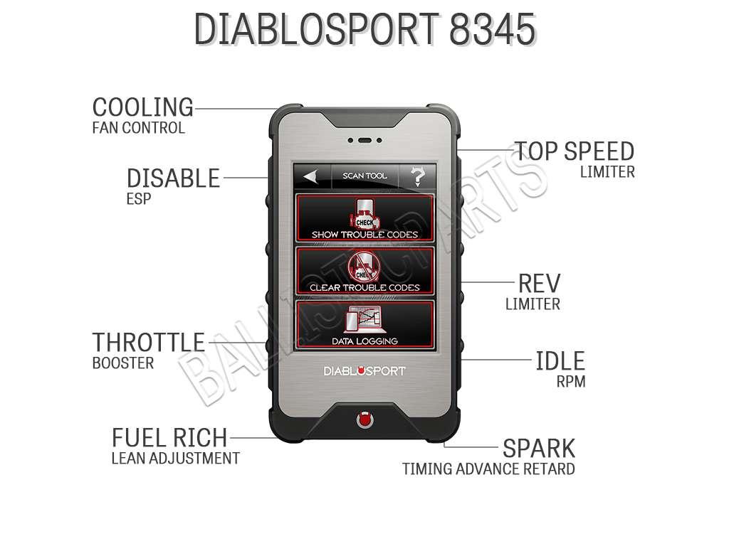 DiabloSport 8345