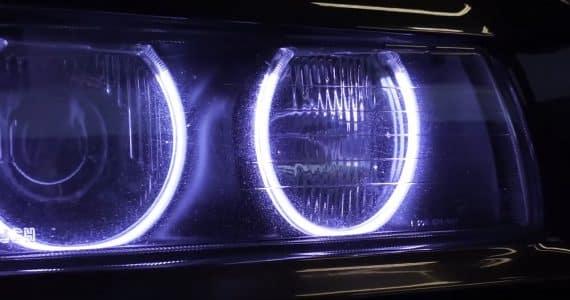 E36 Headlights