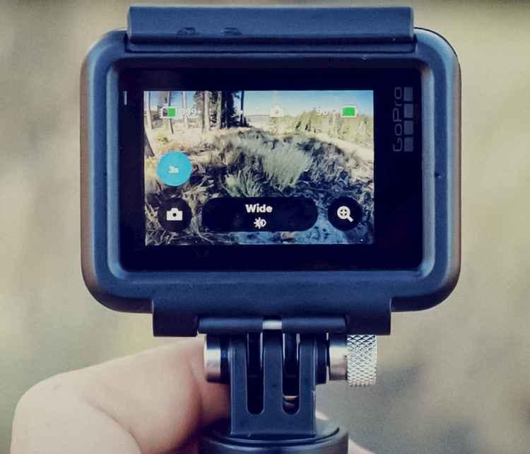 GoPro HERO7 Black CHDHX-701