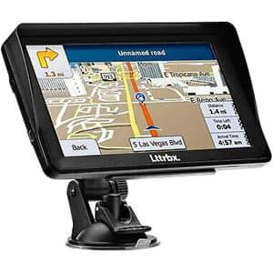 Lttrbx 7 GPS Navigation for Car