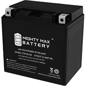 Mighty Max Battery YTX14L-BS
