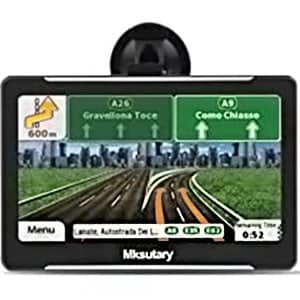 Mksutary GPS Navigation for Car