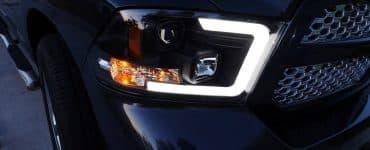 Ram 1500 Headlight