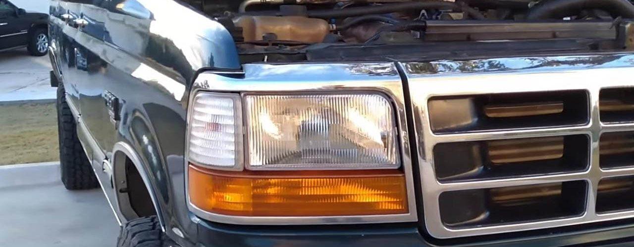 Replacing F150 Headlights