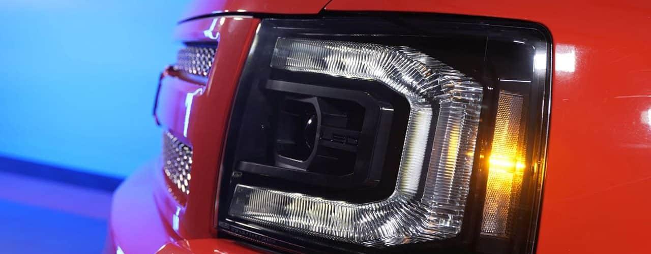 Silverado Headlights