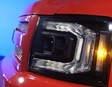 Silverado Headlights