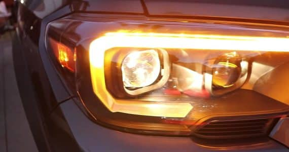Tacoma Headlights