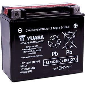 Yuasa YUAM620BH YTX20HL-BS