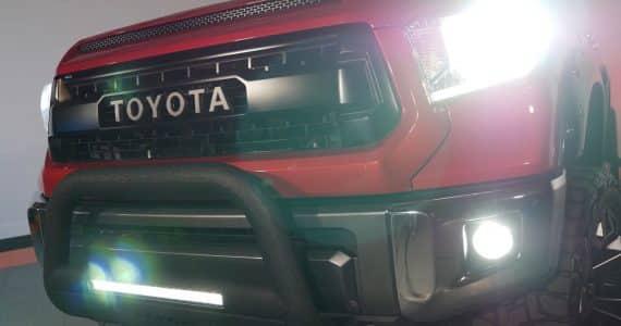 headlights for Toyota Tundra