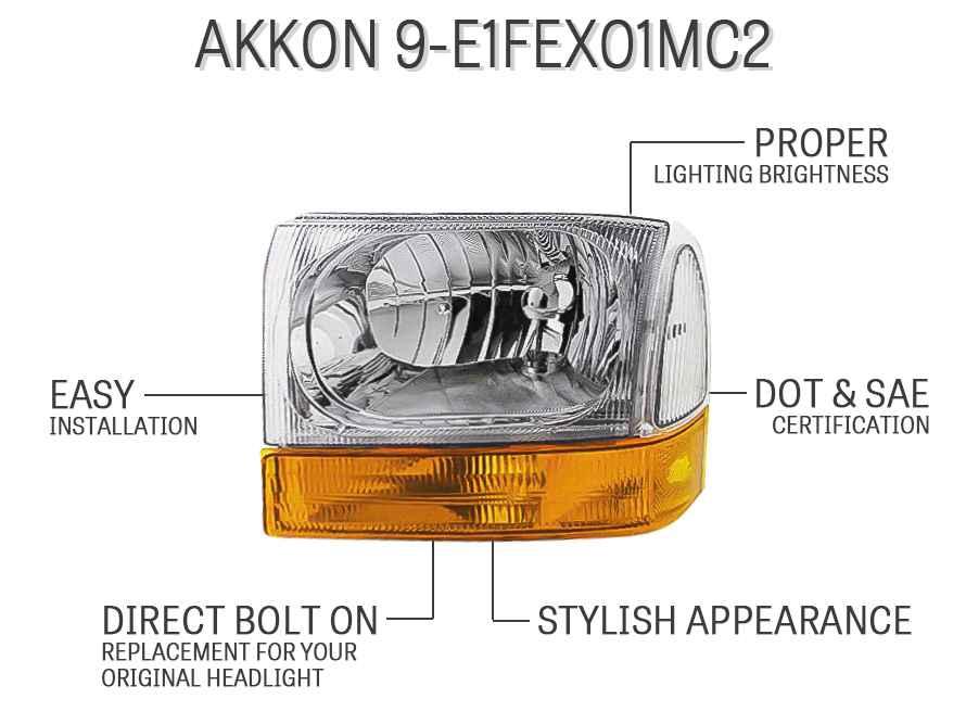 AKKON 9-E1FEX01MC2
