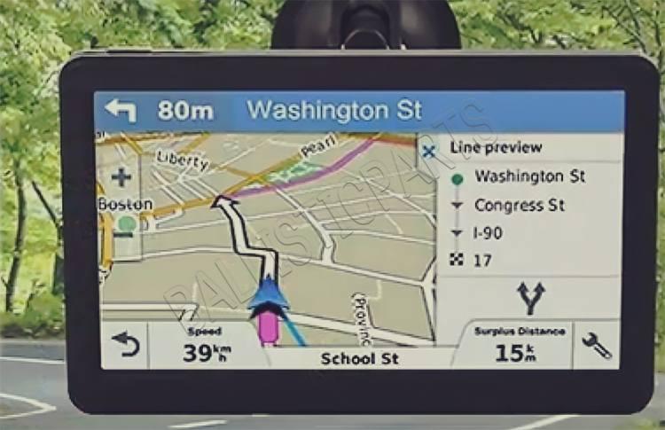 AROVA GPS Navigation for Car Truck