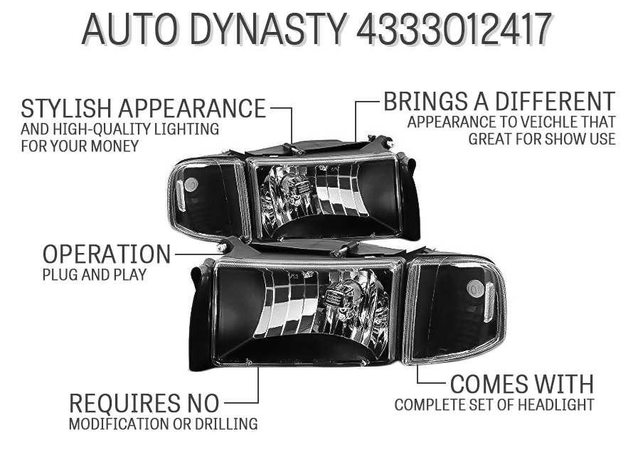 Auto Dynasty 4333012417