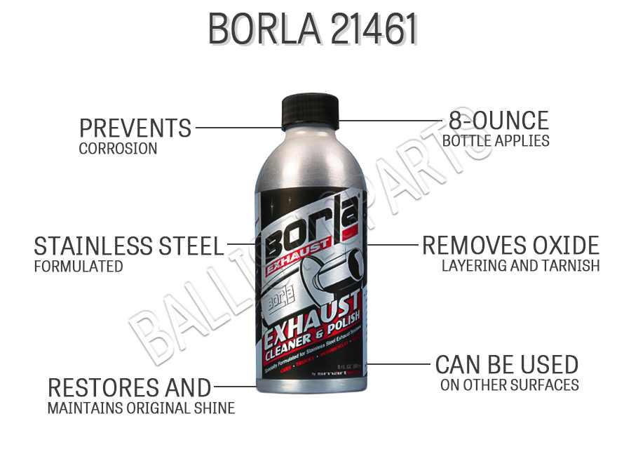 Borla 21461