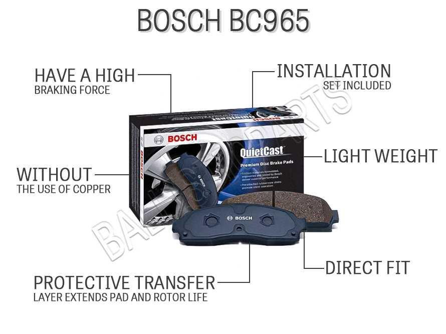 Bosch BC965