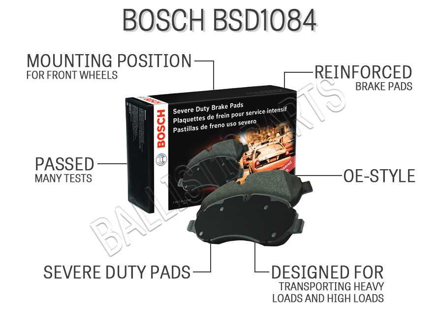 Bosch BSD1084