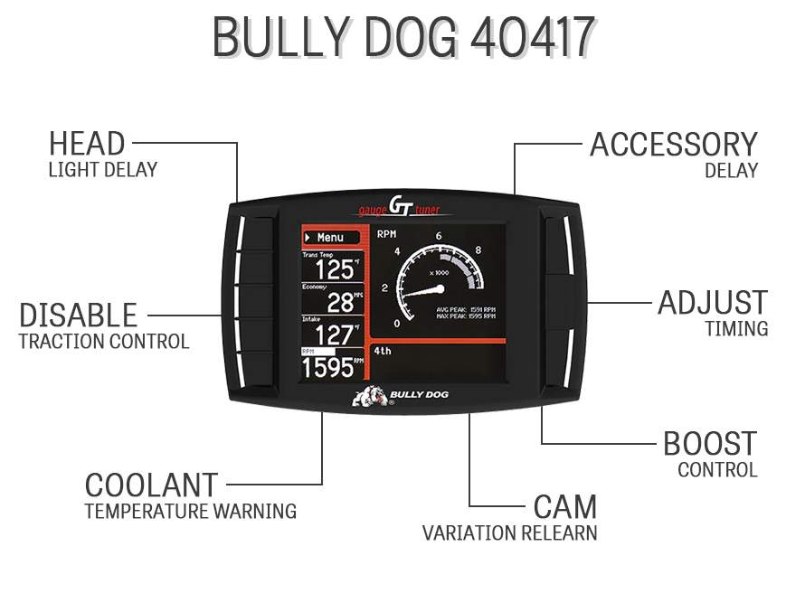 Bully Dog GT Tuner 40417