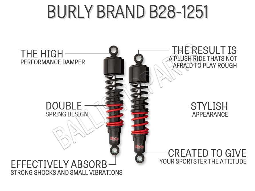 Burly Brand B28-1251