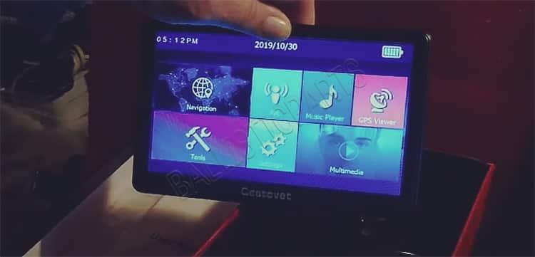 Cestovet GPS Navigation for Car