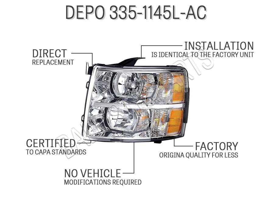 Depo 335-1145L-AC
