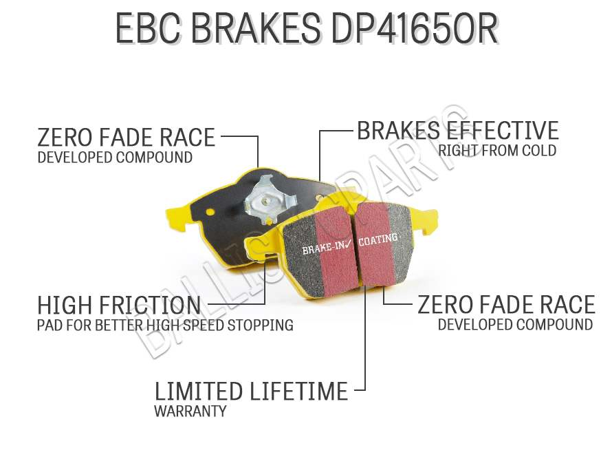 EBC Brakes DP41650R