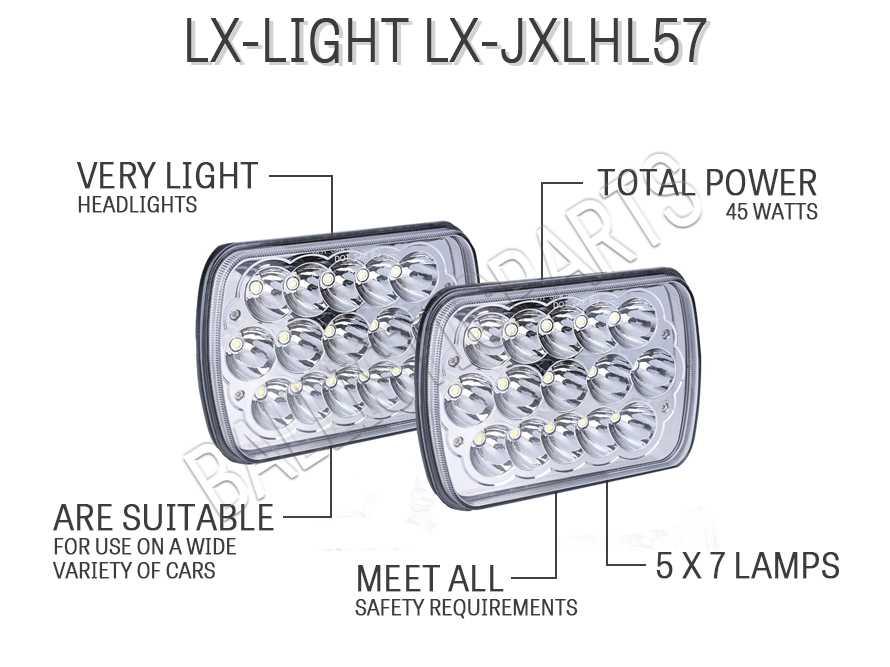 LX-LIGHT LX-JXLHL57