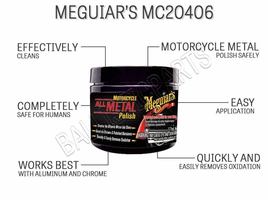 MEGUIAR'S MC20406