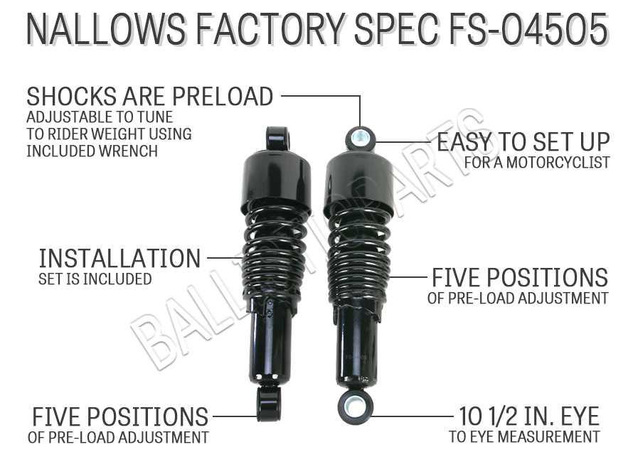 Nallows Factory Spec FS-04505