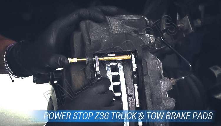 Power Stop Z36-1084