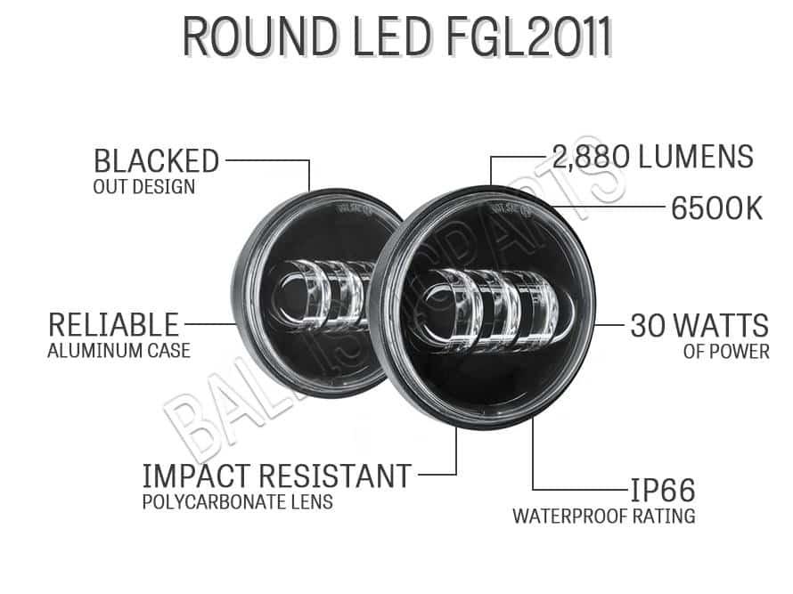 Round LED FGL2011