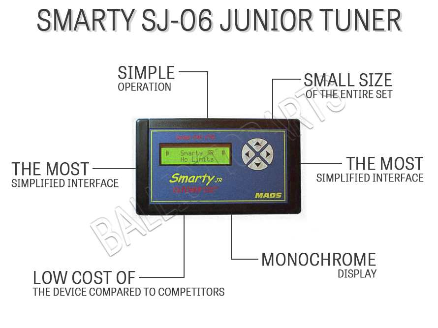 Smarty SJ-06 Junior Tuner