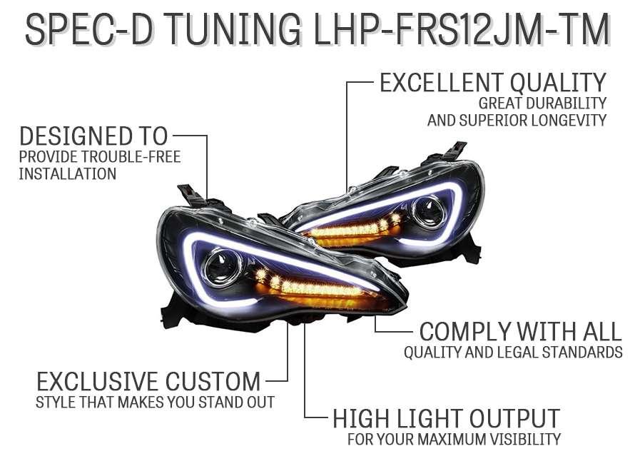 Spec-D Tuning LHP-FRS12JM-TM