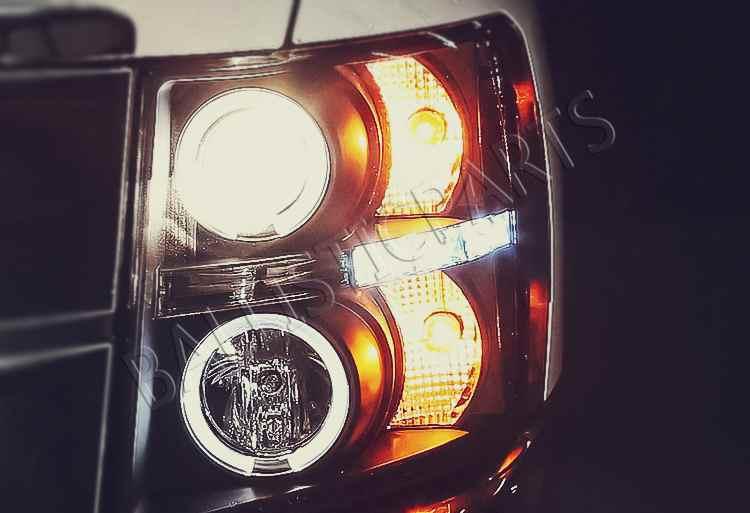 Spyder Auto PRO-YD-CS07-HL-BSM