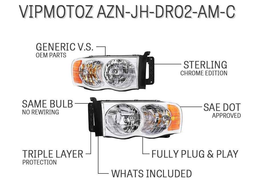 VIPMOTOZ AZN-JH-DR02-AM-C