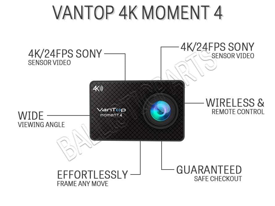 VanTop 4K Moment 4