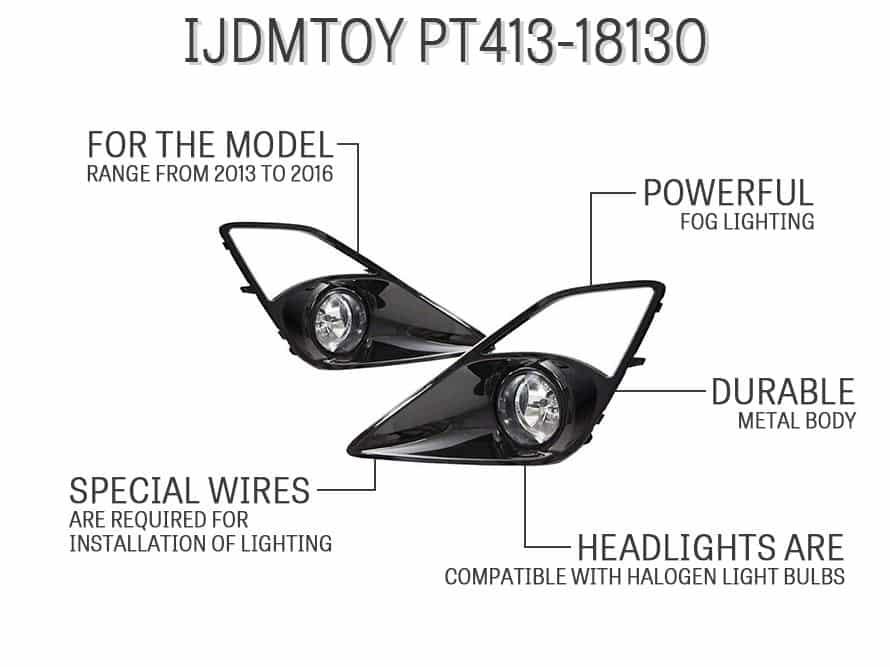iJDMTOY PT413-18130